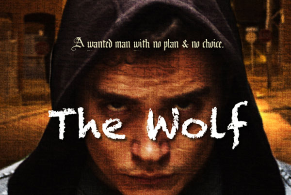 """""""The Wolf"""" Poster"""