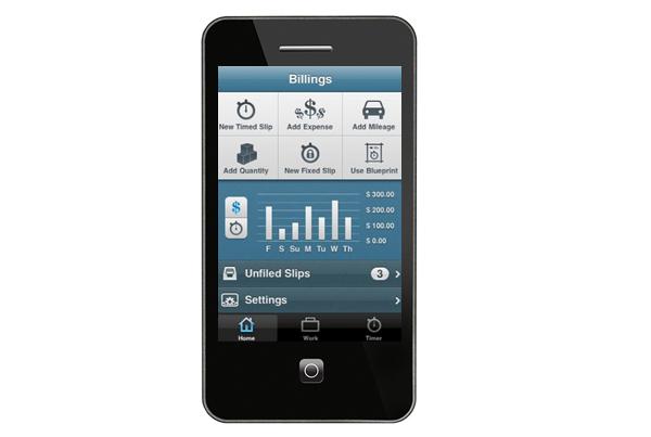 Billing Mobile App