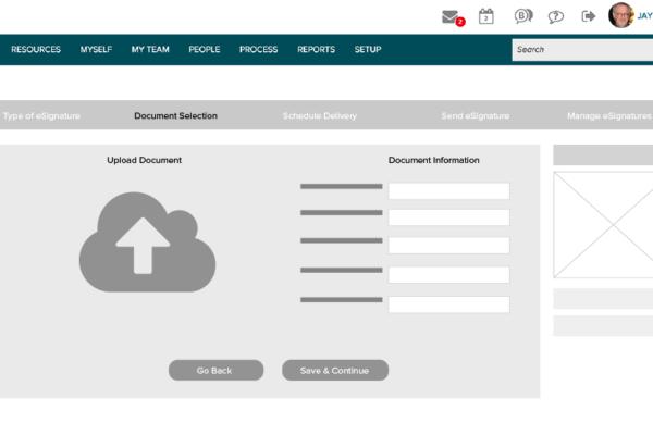 eSignature_Doc Selection Upload Doc